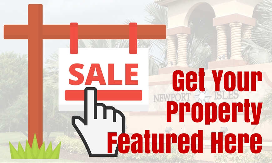 Sell Your Newport Isles Home